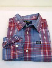 Polo Ralph Lauren Boys' Casual Long Sleeve Sleeve Shirts (2-16 Years)