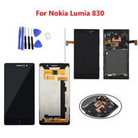 LCD Display Replacement Touch Screen Digitizer Assembly for Nokia Lumia 830