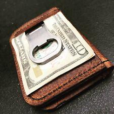 Front Pocket Wallet with Bottle Opener Money Clip