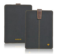 """Apple iPad Air Case / Pro 9.7 """" Case Antimicrobial Black Cotton Screen Cleaning"""