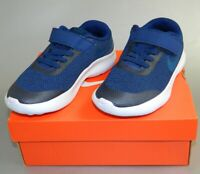 Nike Kids Flex Experience RN 7 (PSV) Running Shoes Blue Void Force Size 10.5 New