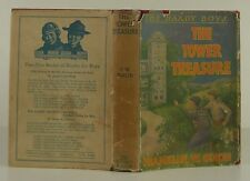 FRANKLIN W. DIXON Hardy Boys: The Tower Treasure FIRST EDITION