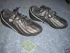 New Wilson Youth Soccer Cleats H1001 Size 12 Black
