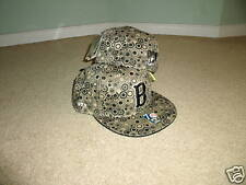 BOSTON RED SOX FLATBILL FITTED CAP