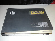 Alfa Romeo Berlina Spare Parts Catalog (European)