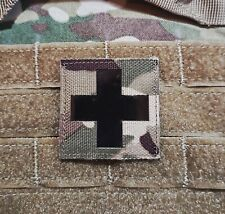Multicam IR Reflective Medic Cross IFAK First Aid Kit OCP Patch Military