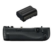 New Pro Multi-Power Battery Grip for Nikon D500 Camera as MB-D17 + 1pcs Battery
