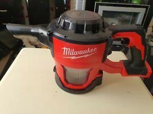 MILWAUKEE M18 COMPACT HAND VAC - M18CV-0 - 4933459204