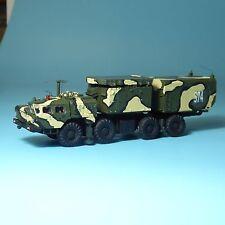 Rk modèles Maz 543 s 300 radar rpn30-noe #574 NVA su/urss/rda, h0, 1:87, militaire