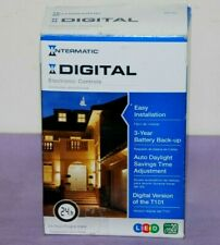 INTERMATIC Digital DT101 24 Hour Dial Digital Electronic Controls -- NEW