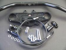Abm Superbike Lenker-Kit Honda CBR 1100 Xx (SC35) 99-ff Nero