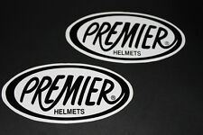 +007 Premier Helm Helmet Helmets Aufkleber Sticker Decal Autocollant Pickerl NEU