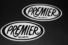 +007 premier casque tête casquée HELMETS autocollant sticker décalque Autocollant technique NEUF
