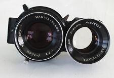 Mamiya Twin Lens 80mm f2.8 for Mamiya C220 / C330 Cameras