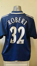 Newcastle United Away Football Shirt Jersey 2001-2002 ROBERT 32 XL