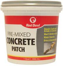 New listing Red Devil 0644 Concrete Patch 1 qt Tub