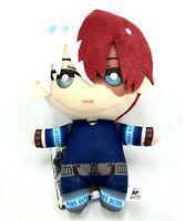 My Hero Academia Tomonui Mascot Plush Doll Night Training Shoto Todoroki BP39667