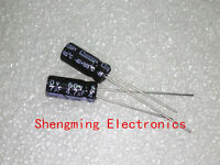 1000pcs 4.7uF 50V 105C Electrolytic Capacitor 5x11mm