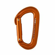 Orange Fusion Contigua Non-Locking Carabiner = S190414-13Or