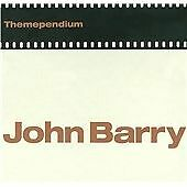 'JOHN BARRY: THEMEPENDIUM' RARE 4xCD BOX SET & BOOKLET - VG CON - FREE POST