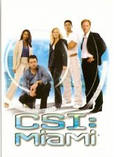 CSI Miami Series 1  Redemption Card for DVD  SET from Strictly Ink