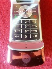 Motorola MOTOKRZR K1m - Fire (Verizon) Smart Cellular Phone..