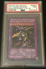 PSA 9 MINT Five Headed Dragon ENSS1 Ultra Rare Yu-Gi-Oh 2006