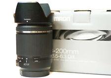 Tamron 18-200mm Auto Focus DI VC Lens for Canon - Model B018E