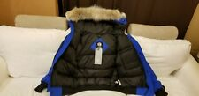 2019 GREY LABEL POLAR BEAR CANADA GOOSE BLUE LABEL PBI CHILLIWACK SMALL PARKA