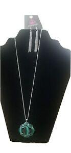 Paparazzi Jewelry Chromatic Cache Green Necklace