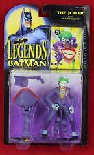Kenner The Joker Snapping Jaw Legends of Batman 1994 Figure Super Villian mego