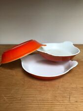 Vintage Le Creuset skillets # 3 France Set Of 3