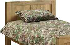 KIDS CAMOUFLAGE BEDDING SET CAMO  DUVET COVER PILLOW 135 X 200 CM CHILDRENS ARMY