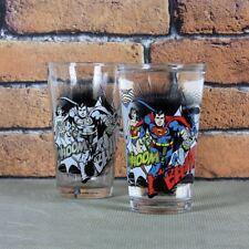 Dc Comics cambio de color cristal Superhéroes vaso