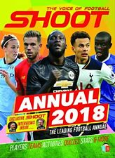 Shoot Official Annual 2018 By Little Brother Books Limited