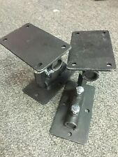 Adjustable Mounting Brackets for Speakers *used AR204