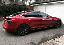 Tesla Model S P85D P90D SALEEN GTX Downforce Spoiler. £3000 New !