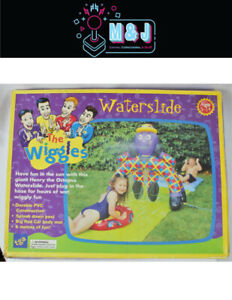 The Wiggles Waterslide Henry The Octopus New *Rare* (Aussie Seller)