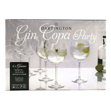 Dartington Crystal Copa Gin & Tonic Glasses (6 Pack)