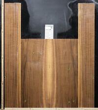 Tonewood Nero Noce Risonanza Chitarra Builder Acoustic Schienali & Lato 330
