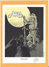 WEYLAND - ARIA 17 (SERIGRAPHIE N°/Signé) NEUF