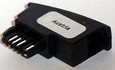 1x Austria Austrian Landline Telephone Socket Converter to Female RJ11