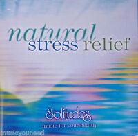 Dan Gibson - Solitudes - Natural Stress Relief (CD 1998 Solitudes) Near MINT