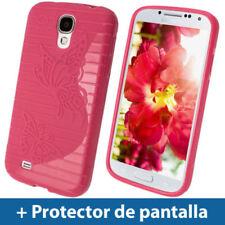 Carcasas de plástico de color principal rosa para teléfonos móviles y PDAs