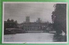 KINGSWAY RP Postcard 1907 ELY FROM THE OUSE CAMBRIDGESHIRE