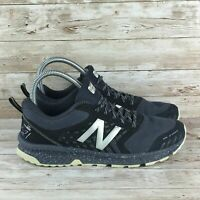 New Balance Fuelcore Nitrel Womens Size 8 Gray Black Hiking Trail Running Shoes