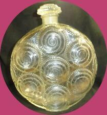Rene Lalique Relief Scent Bottle 21 CM (LARGEST)