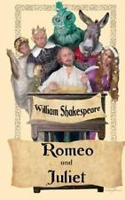 Romeo and Juliet by William Shakespeare (2013, Hardcover)