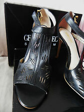 Jolies chaussures Neuves Cuir GEORGES RECH / scarpa , shoes leather new 109e