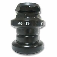"""STRONGLIGHT A9 THREADED STEEL RETRO VINTAGE FIXED 1"""" BIKE CYCLE BICYCLE HEADSET"""